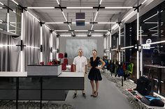 Crumpler store by Ryan Russell, Melbourne store design