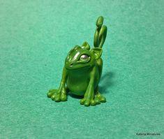 Frog-cat Miniatures, Cats, Animals, Gatos, Animales, Animaux, Animal, Cat, Animais
