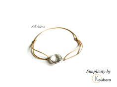 #koubera #accessoire de mode #bijoux #bracelet #pierre #quartz #argent #simplicity #mode #femme #2015