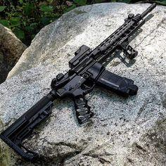 . Custom Guns, Custom Ar, Firearms, Shotguns, M4 Carbine, Ar 15 Builds, Ar Build, Future Soldier, Cool Guns