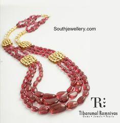 Ruby Beads Mala photo