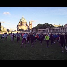 #Running #Love #Training #Berlin #Dom