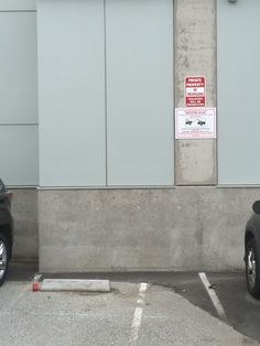 Parking space/lot Folsom/Essex