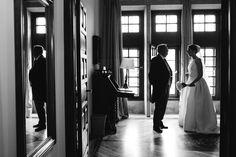 Cristina y Robert: boda bajo la lluvia en el Parador de Bayona » Lorena Cendon Fotografia