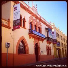Die erste private Hochschule: Universidad Europea de Canarias