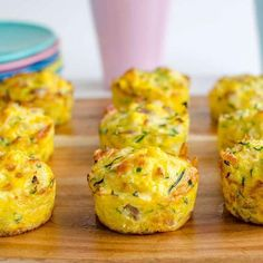 Zucchini picnic muffins are a simple Egg Muffins with rice cheese and veggies a full meal in one muffin great for kids and lunch boxes Veggie Recipes, Lunch Recipes, Baby Food Recipes, Dinner Recipes, Muffin Recipes, Zucchini Muffins, Egg Muffins, Foods With Iron, Iron Rich Foods