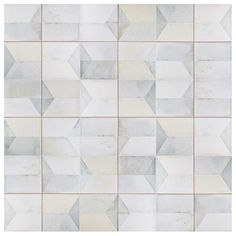 Merola Tile Geomento 17-5/8 in. x 17-5/8 in. Ceramic Floor and Wall Tile (11.1 sq. ft. / case)-FPEGEO - The Home Depot