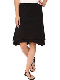 Mod-o-doc Classic Jersey Seamed Skirt Hi Low Skirts, Elastic Waist Skirt, Travel Style, Classic, Jambalaya, Cotton, Clothes, Beauty, Favorite Things
