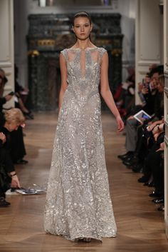 Tony Ward Couture Spring Summer 2014 - Style 18