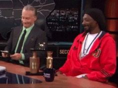 Snoop Dogg is smoother than a frictionless surface. - GIF on Imgur