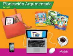 La Planeación Argumentada está basada en el documento oficial Perfil, parámetros e indicadores de desempeño docente y técnico docente de educación básica.