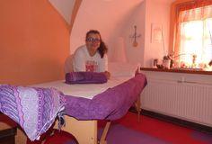 """Moje masérské studio - moje modlitebna-meditárna - moje """"jeskyně"""""""