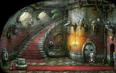steampunk Machinarium