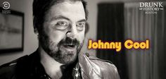 Nick Offerman on Drunk History as Johnny Cool