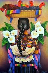 pintor guatemalteco