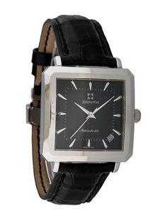 93058f6405b Zenith Automatic 670 Watch w  Tags