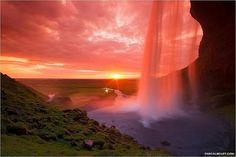 Mystical Waterfall.. Breathtaking! <3