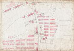 Old Ordnance Survey Map 217-2-20 Pudsey, Farsley and Stanningley, Yorkshire in 1891