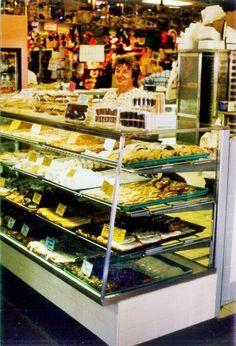 So many baked goods!