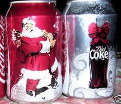 Coca-Cola & Diet Coke Christmas Natal UK by roitberg, via Flickr