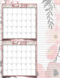 Free Perpetual Calendar Template | Posts related to Perpetual ...