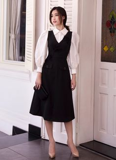 Do My Linh half closed and half open when working as a poet of Cong Tri - she . - Do My Linh half closed and half open when working as a poet of Cong Tri - she . Modest Outfits, Classy Outfits, Modest Fashion, Hijab Fashion, Dress Outfits, Girl Fashion, Fashion Dresses, Cute Outfits, Fashion Design