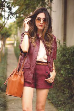 FashionCoolture - 21.10.2015 look du jour Amaro burgundy  (3)