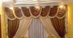 Nine Stunning Layered Curtain Ideas