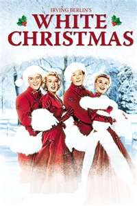 It just isn't Christmas unless we watch White Christmas with Mr. Bing Crosby