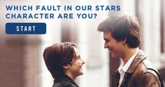 'The Fault in Our Stars' quiz