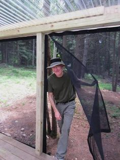 Porch Mosquito Curtain Examples | Easy To Install | See Photos!