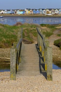 Planning a trip to Christchurch - Mudeford Sandbank Beach? Located in Bournemouth? Dorset England, New Zealand South Island, Seaside Beach, New Zealand Travel, New Forest, Beach Cottages, Beautiful Landscapes, Travel Pictures, Places To See