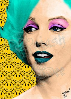 The Perfect Marilyn Monroe: Smile MM by Najash Lee Copyright © Najash Lee 2014
