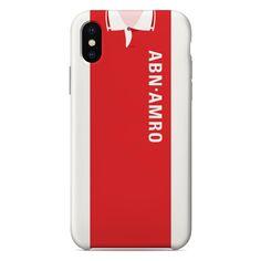 7a14646f3 Ajax 1991-93 Home Shirt - iPhone   Samsung Galaxy Phone Case