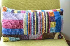 SOLO TEJIDOS: crochet pillow