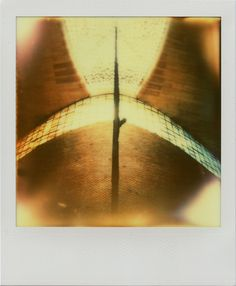 Lucas Orozco Madrid by Fisac  SX-70, PX 680 COOL pioneer test film.