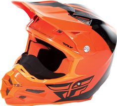 Fly Racing F2 Carbon Cold Weather Pure Mens Off Road Racing Motocross Helmet