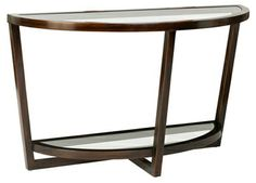 Zola Console Table (507-913) by Bernhardt Hospitality