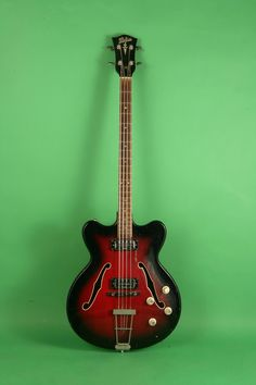 1965 Hofner Verythin Electric Bass Guitar by TheSharperGuitar on Etsy https://www.etsy.com/listing/208313711/1965-hofner-verythin-electric-bass