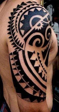 http://tattoo-ideas.us #60 Tribal Tattoos For MenLike Thanks :)!