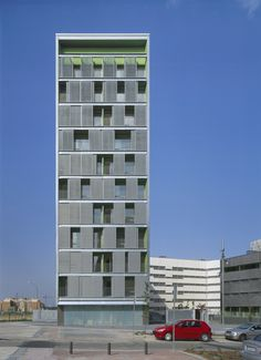 emv - 170 Viviendas Sociales VPO / Burgos&Garrido arquitectos