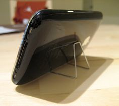 7 #101s Paperclip iPhone stand