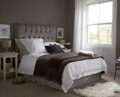 Like the color combo and set up is similar to bedroom