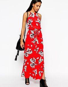 Enlarge River Island Sleeveless Maxi Dress