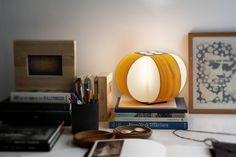 LZF / Carambola lamp is modern and it ownes an unusual shape which just keeps you interested of it.