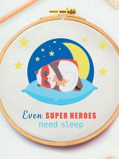Excited to share this item from my #etsy shop: Baby room decor Cross stitch pattern Sleep panda embroidery design Super Hero counted xstitch PDF instant download Modern cross needlepoint #crossstitchpattern #easycrossstitchpattern #moderncrossstitchpattern #crossstitchpatternforbeginner #simplecrossstitchpattern #freecrossstitchpattern #modernembroideryscheme #crossstitchscheme #crossstitchchart #crossstitchtext #crossstitchquote #babycrossstitch #sleepcrossstitch #kidscrossstitch… Embroidery Designs, Etsy Embroidery, Cross Stitch For Kids, Simple Cross Stitch, Dragon Cross Stitch, Cross Stitch Tutorial, Cross Stitch Quotes, Funny Cross Stitch Patterns, Baby Room Decor