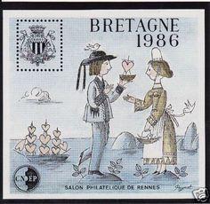 Saint Valentin...les amoureux de Peynet