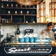 Lot Sixty One Coffee Roasters by byanjaroos