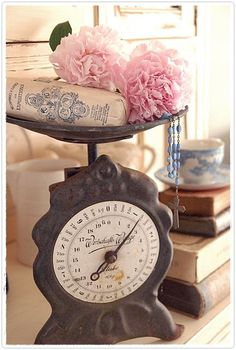 Love this vintage scale!