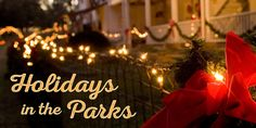 Texas State Parks are helping families get into holiday spirit with 72 events statewide — Texas Parks & Wildlife Department http://tpwd.texas.gov/state-parks/parks/things-to-do/holidays/holidays-at-parks